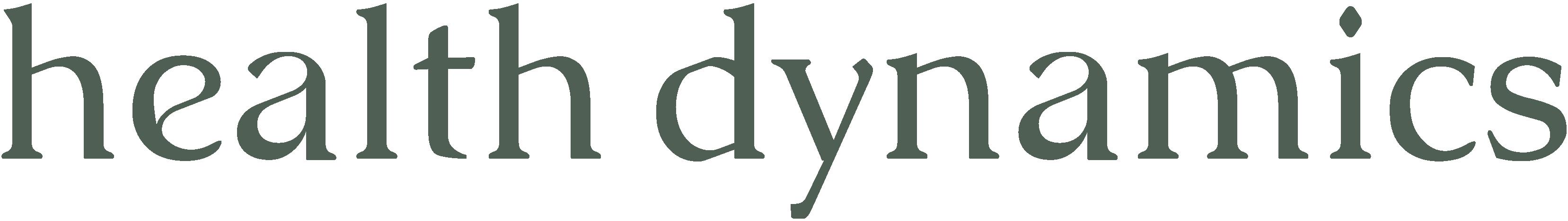 Health Dynamics Logo
